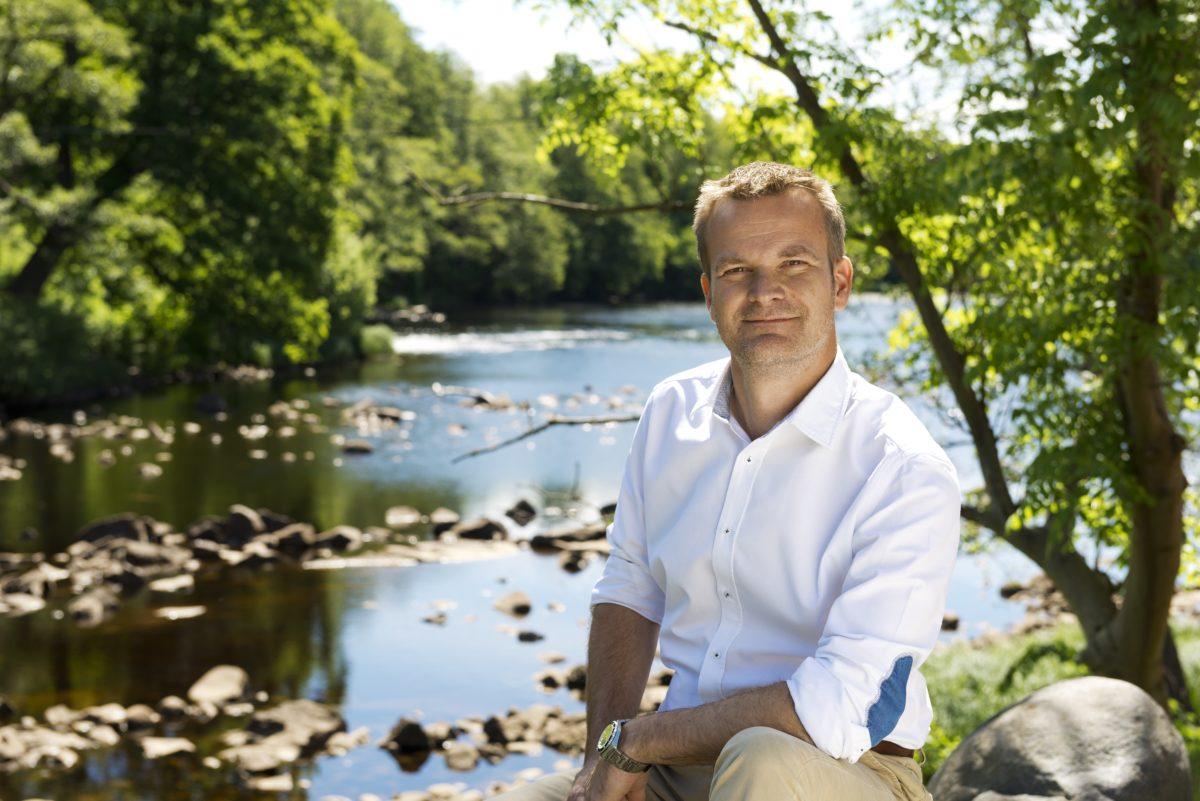 Johan Norinder pratar om immaterialrätt under Halland Tech Week 2020