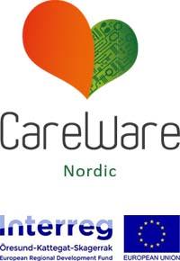 CareWare Nordic logo.