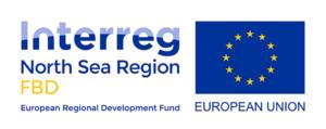 Interreg North Sea Region FBD logotyp