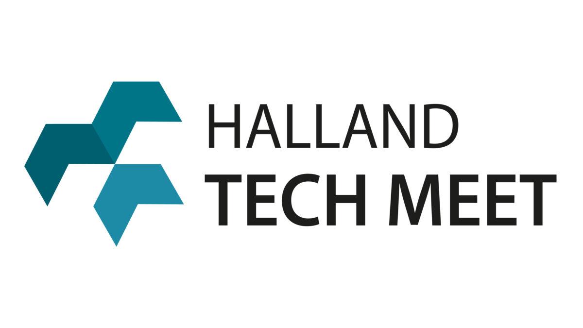 Halland Tech Meet logotyp.