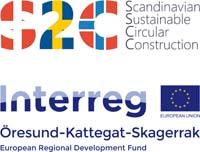 S2C – Scandinavian Sustainable Circular Construction logo.